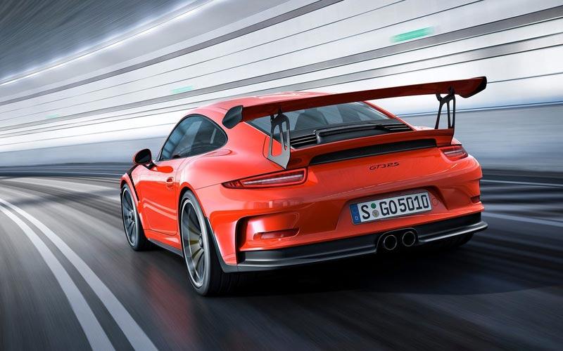 Фото Porsche 911 GT3 RS  (2015-2017)