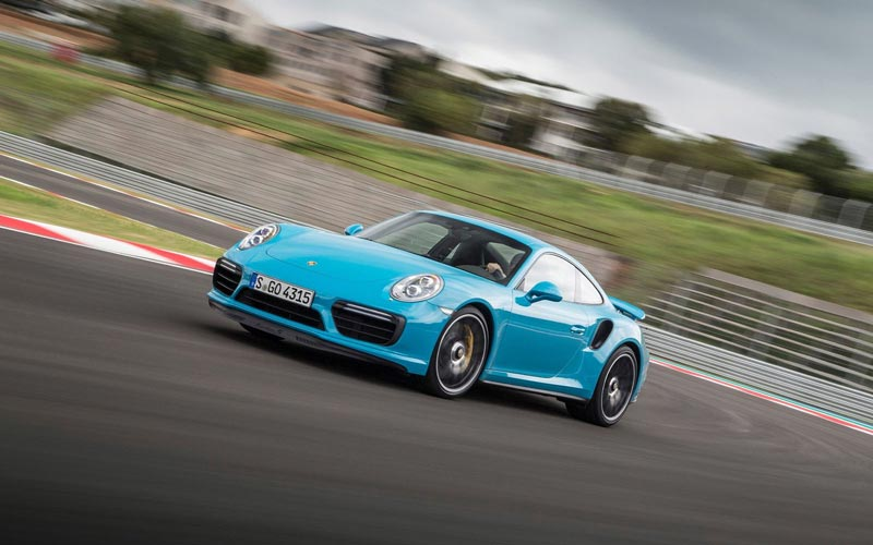 Фото Porsche 911 Turbo