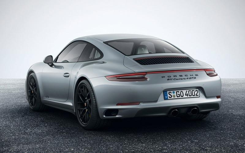 Фото Porsche 911 GTS