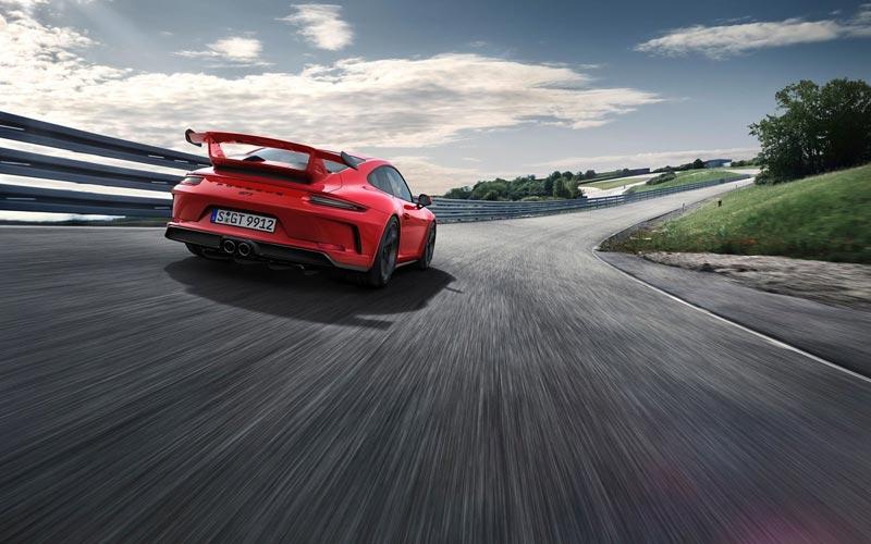 Фото Porsche 911 GT3