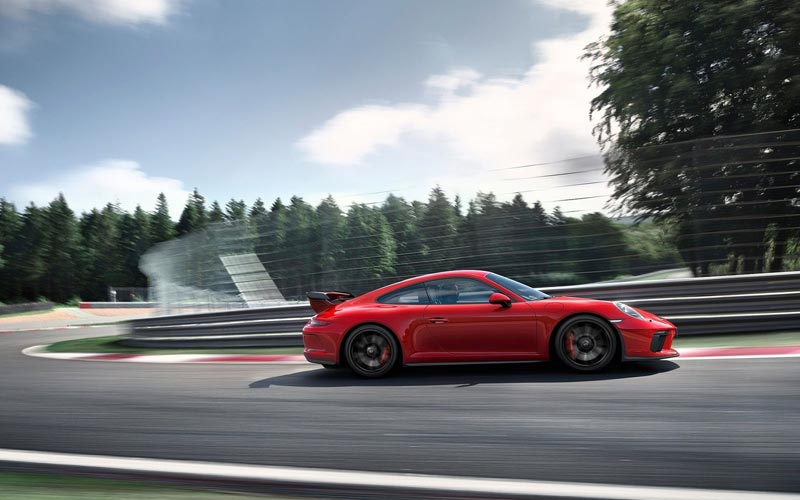 Фото Порше 911 ГТ3