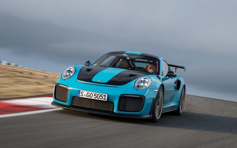 Фото Porsche 911 GT2 RS