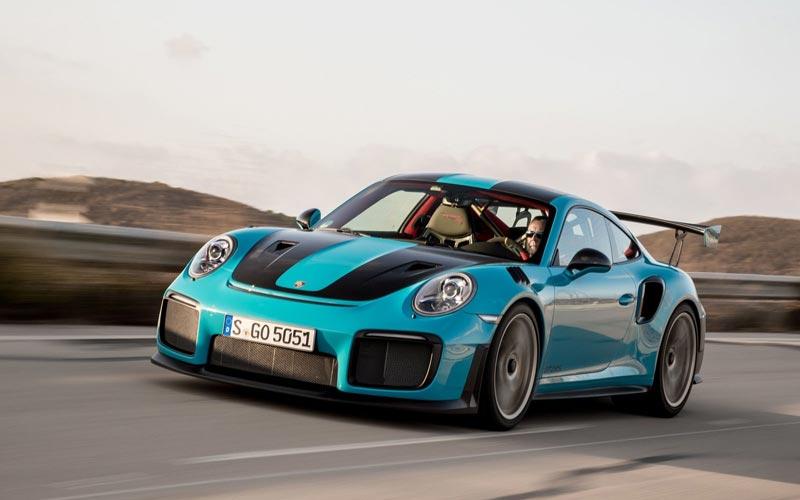 Фото Порше 911 ГТ2 РС