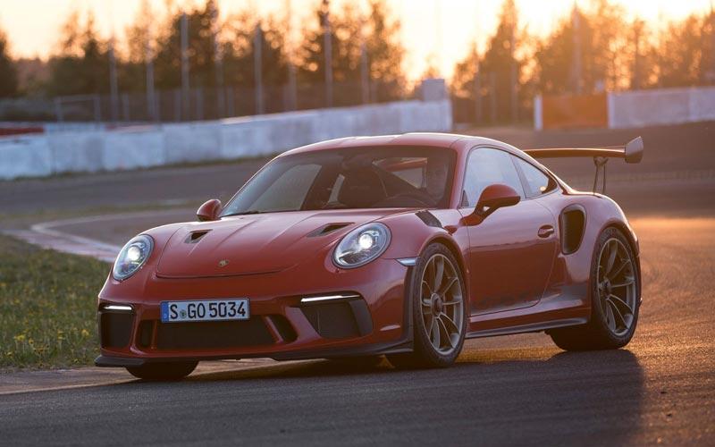 Фото Porsche 911 GT3 RS