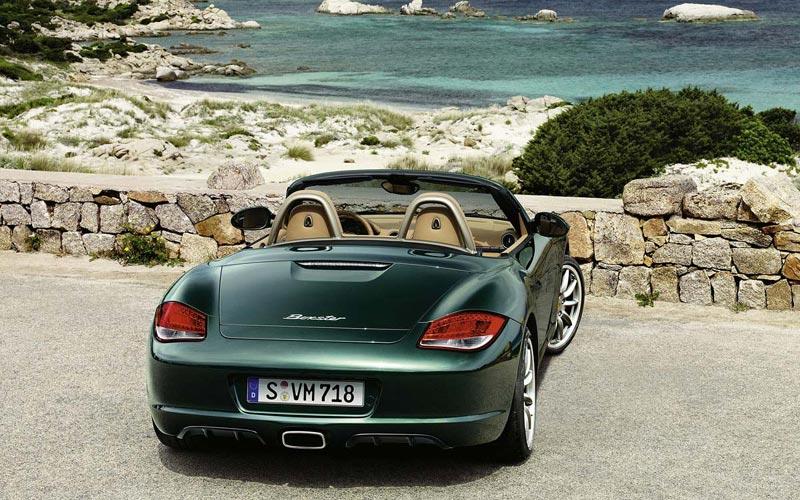 Фото Porsche Boxster  (2009-2012)