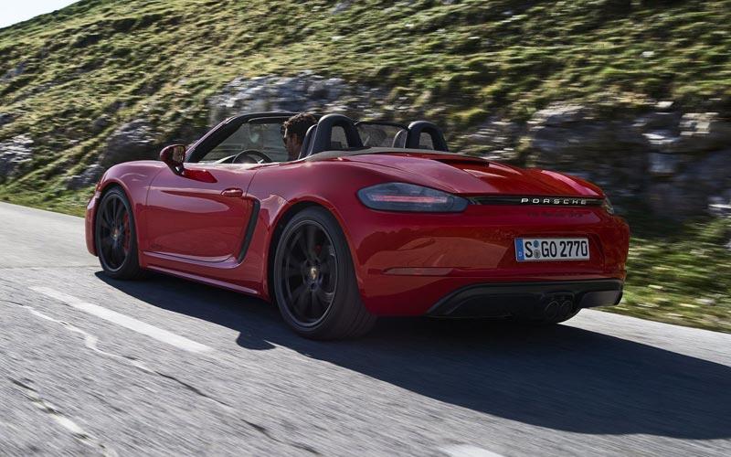 Фото Porsche 718 Boxster GTS