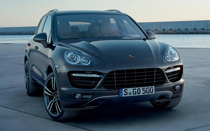 Фото Porsche Cayenne  (2010-2014)
