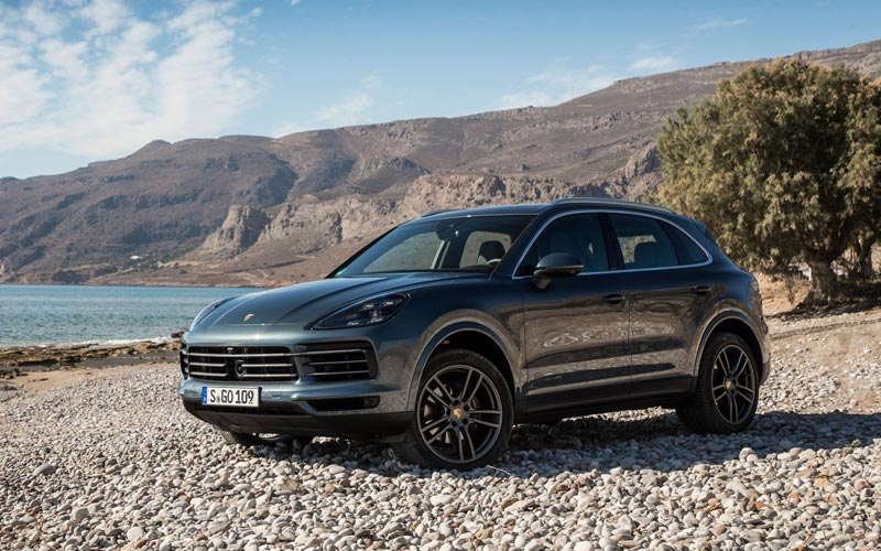 Фото Porsche Cayenne