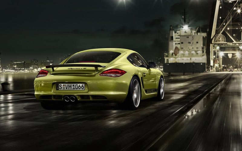 Фото Porsche Cayman R