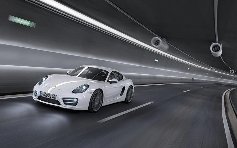 Фото Porsche Cayman  (2012-2016)