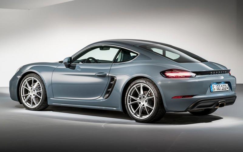 Фото Porsche 718 Cayman