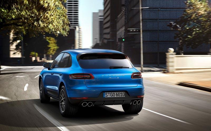 Фото Porsche Macan