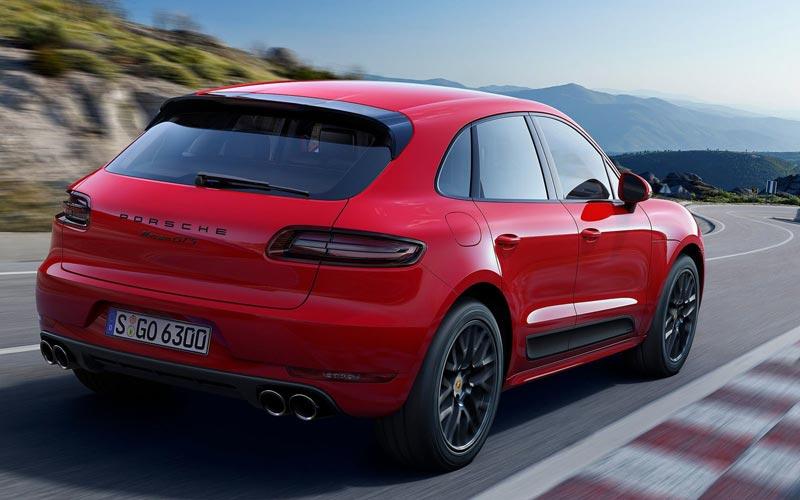 Фото Porsche Macan GTS