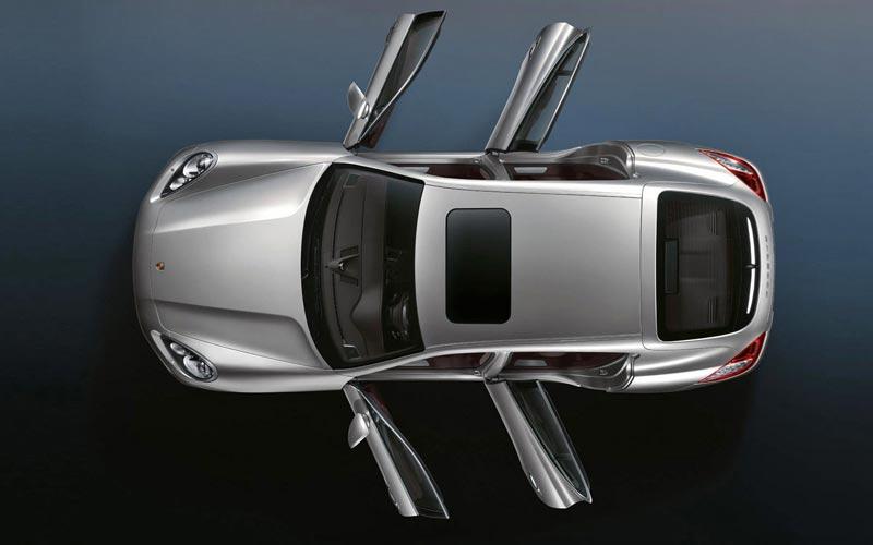 Фото Porsche Panamera  (2009-2013)