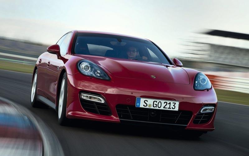 Фото Porsche Panamera GTS  (2011-2013)