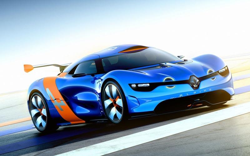 Фото Renault Alpine A 110-50 Concept