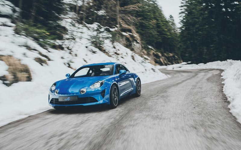 Фото Renault Alpine A 110