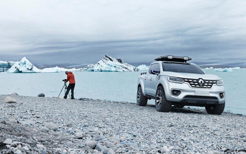 Фото Renault Alaskan Concept