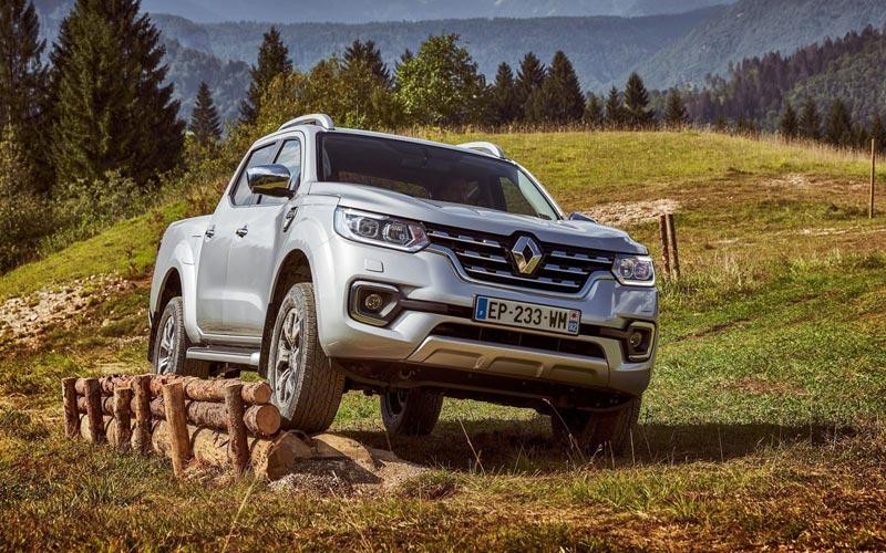 Фото Renault Alaskan