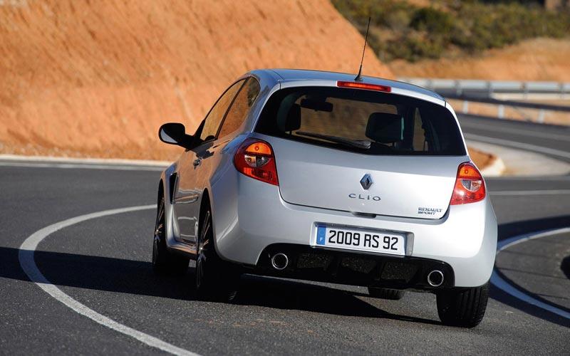 Фото Renault Clio Sport  (2009-2012)