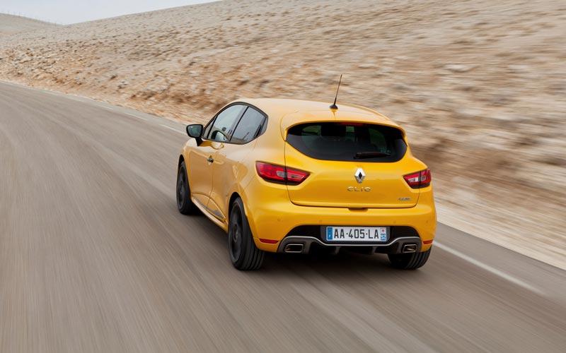 Фото Renault Clio Sport