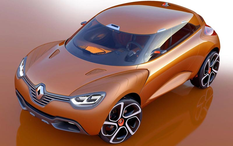 Фото Renault Captur Concept