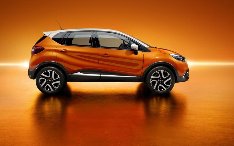Фото Renault Captur  (2013-2017)