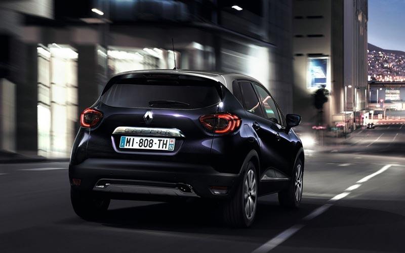 Фото Renault Captur