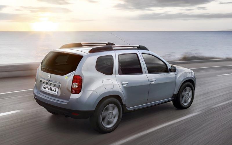 Фото Renault Duster  (2012-2015)