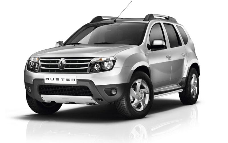 Фото Renault Duster  (2012-2015)