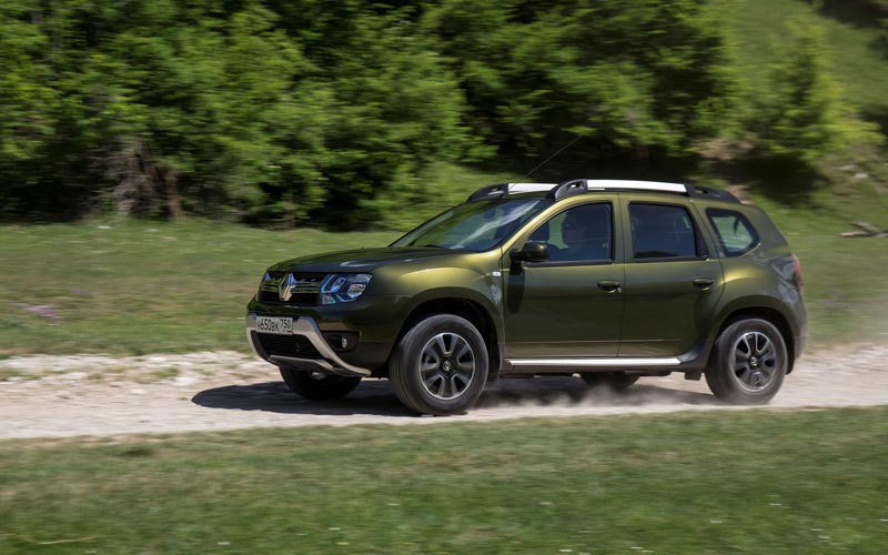 Фото Renault Duster