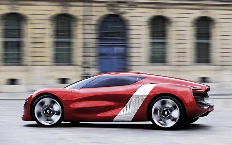Фото Renault DeZir Concept