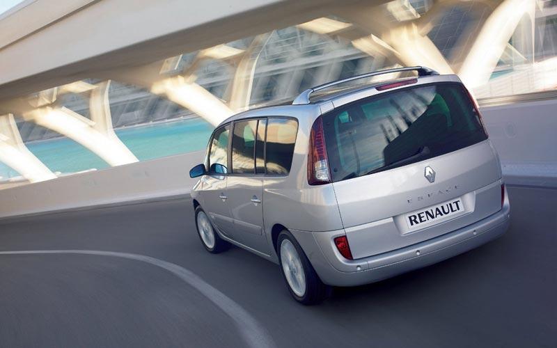 Фото Renault Espace  (2006-2012)