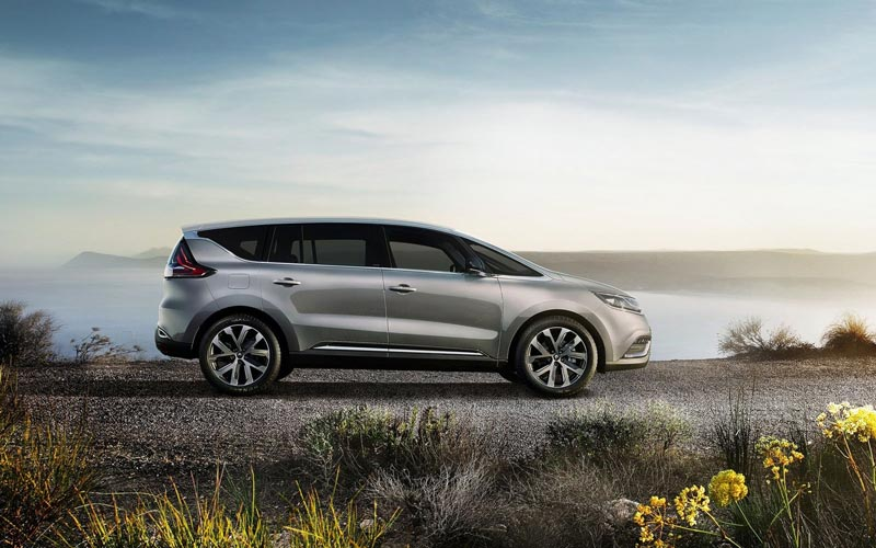 Фото Renault Espace