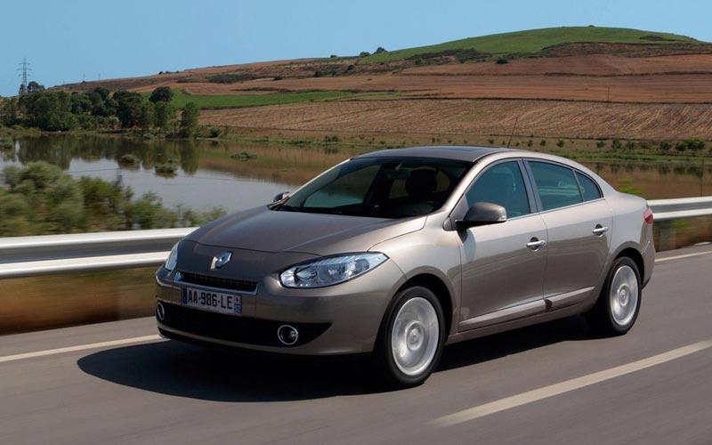 Фото Renault Fluence  (2010-2012)