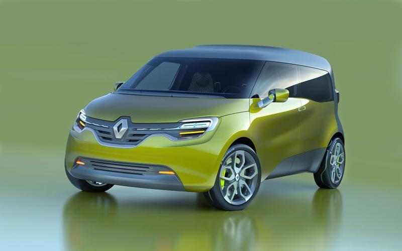 Фото Renault Frendzy