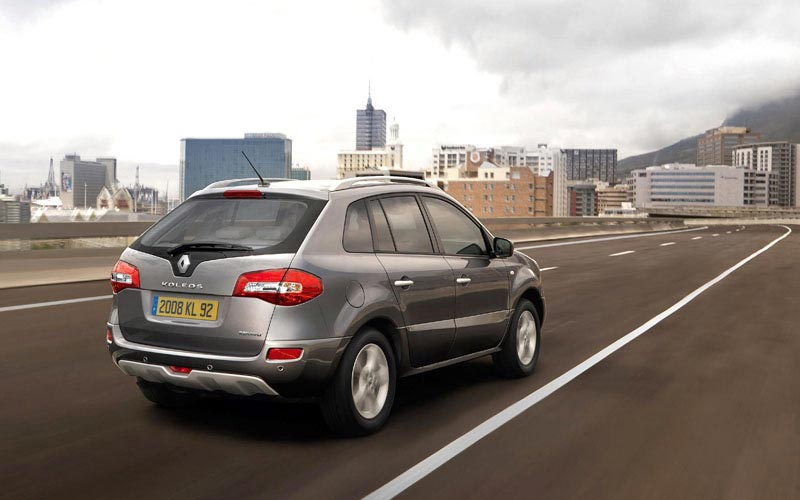 Фото Renault Koleos  (2008-2011)