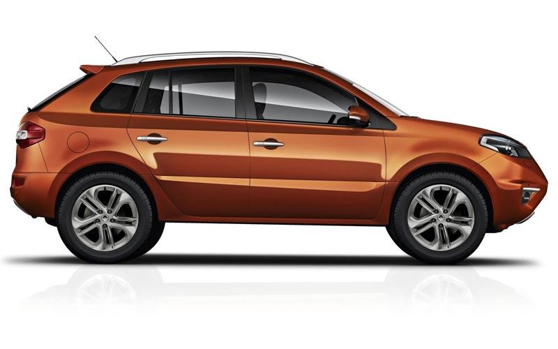 Фото Renault Koleos  (2011-2013)