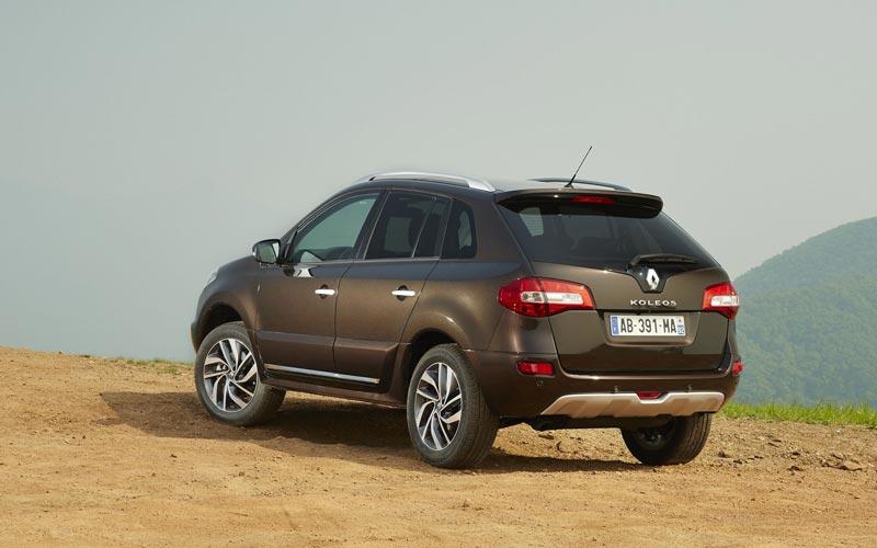 Фото Renault Koleos  (2013-2016)