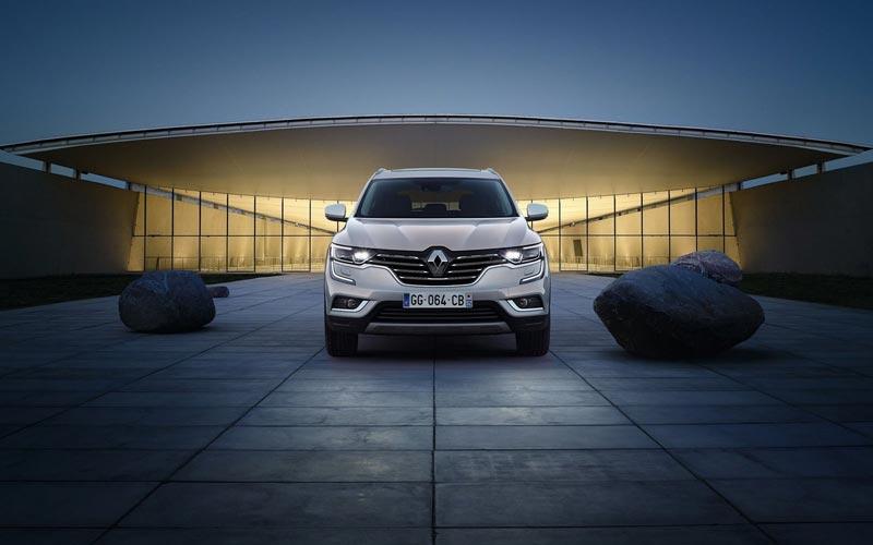 Фото Renault Koleos