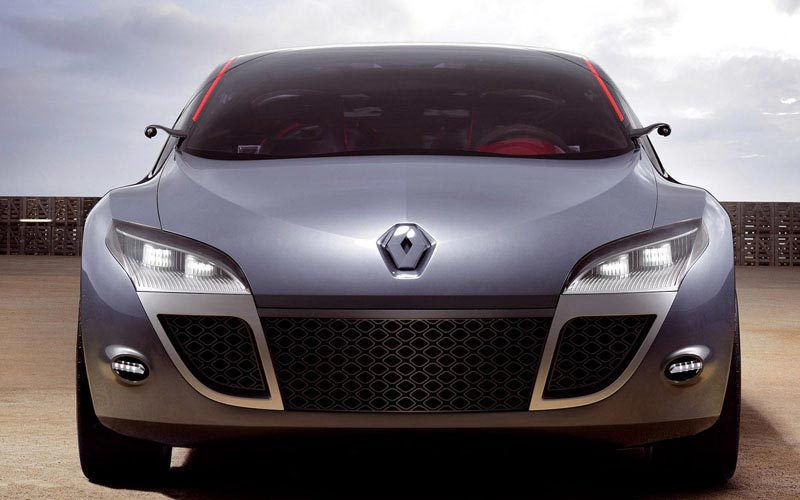 Фото Renault Megane Coupe Concept