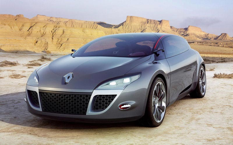 Фото Renault Megane Coupe Concept