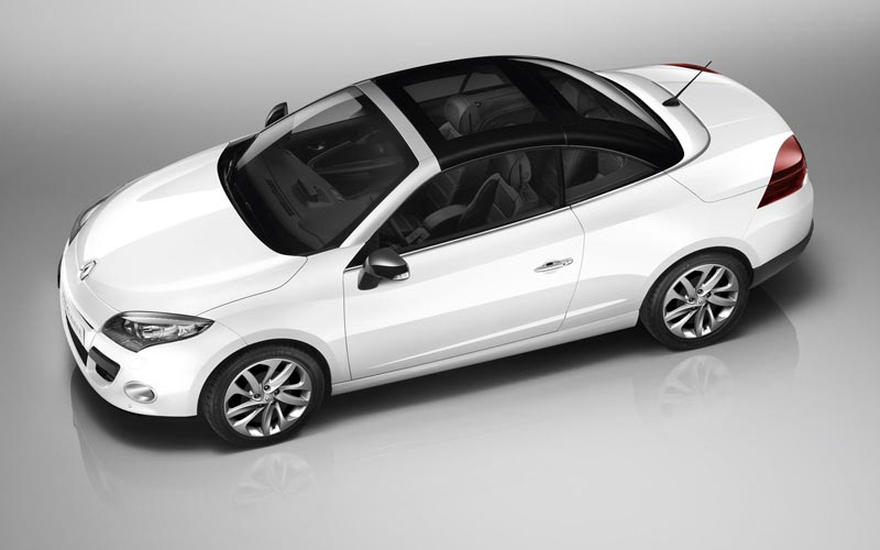 Фото Renault Megane Coupe-Cabriolet  (2010-2013)