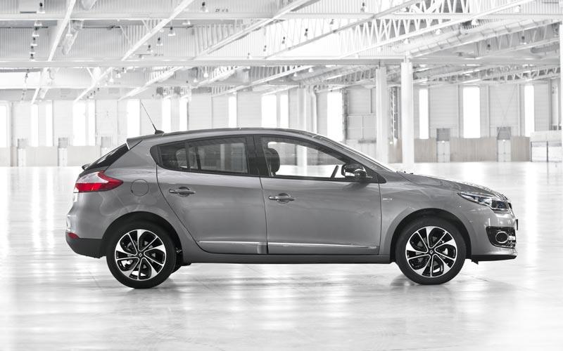Фото Renault Megane  (2013-2016)