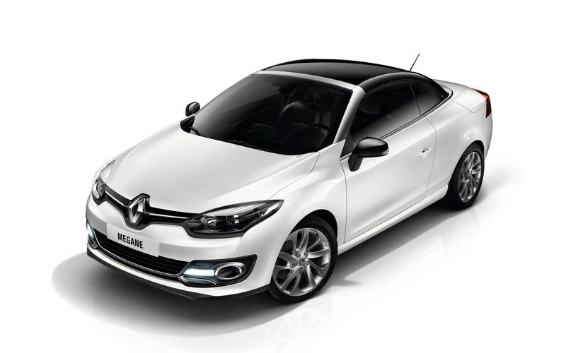 Фото Renault Megane Coupe-Cabriolet