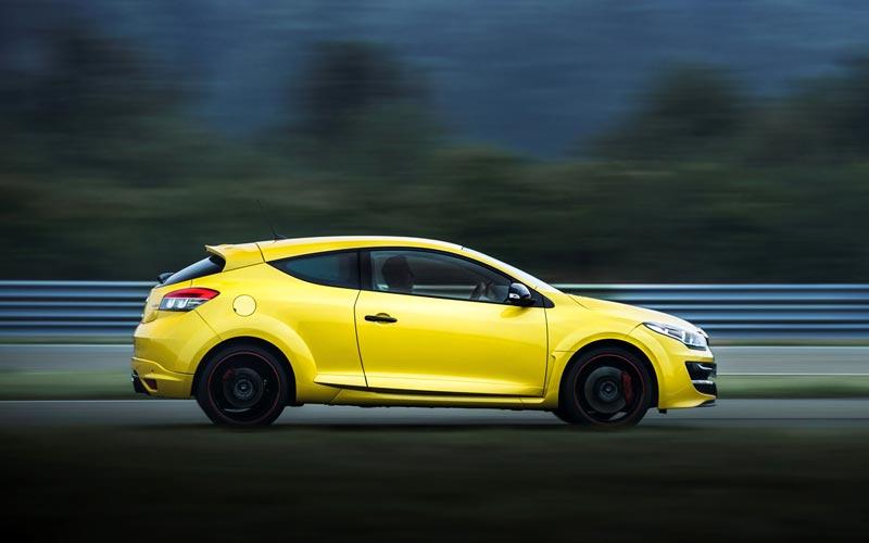 Фото Renault Megane Sport  (2014-2016)