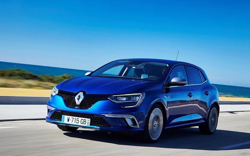 Фото Renault Megane