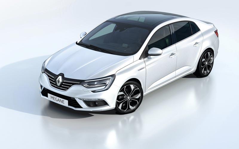 Фото Renault Megane Sedan