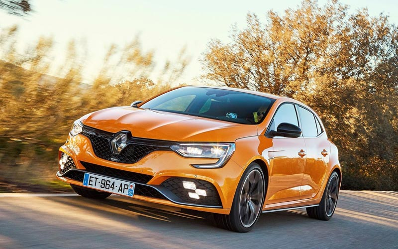 Фото Renault Megane Sport