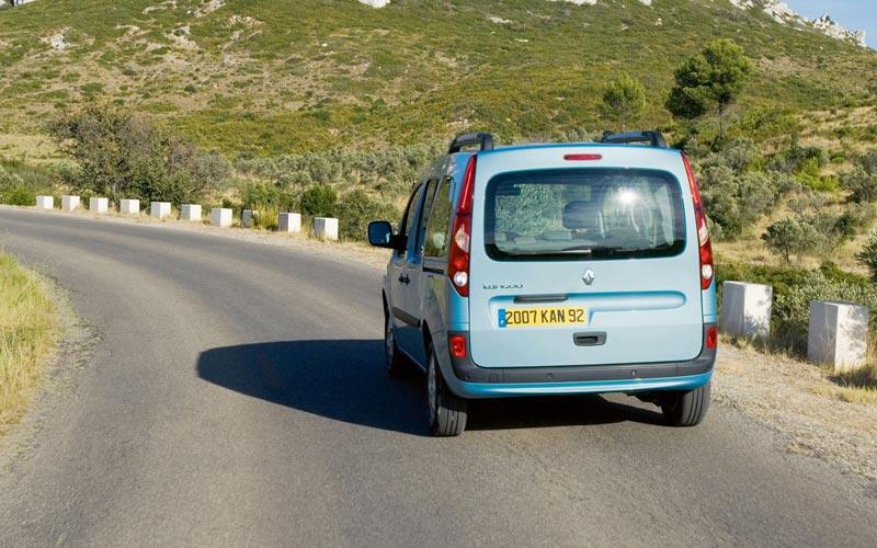 Фото Renault Kangoo  (2008-2013)